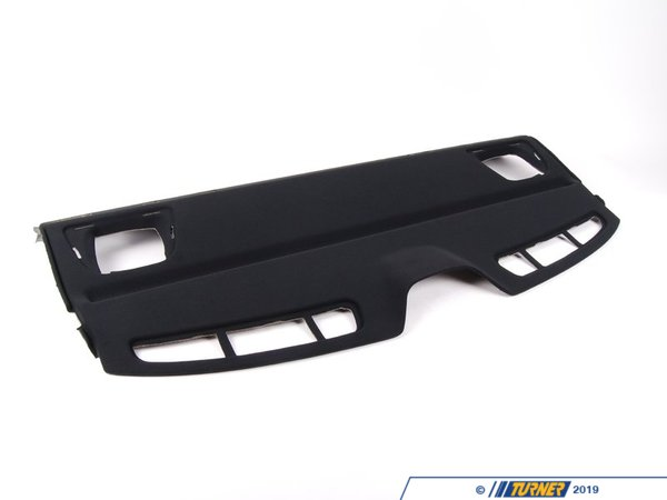 Genuine BMW Genuine BMW Rear Window Shelf Schwarz - 51468208262 - E39,E39 M5 51468208262