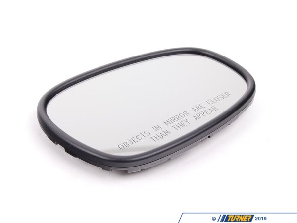 T#84135 - 51167230980 - Genuine BMW Mirror Glas Heated Convex Ri - 51167230980 - Genuine BMW -