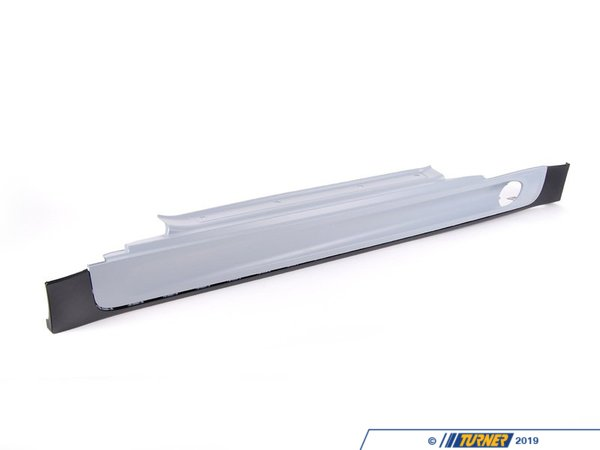 T#116692 - 51712156417 - Genuine MINI Left Door Sill - 51712156417 - Genuine Mini -