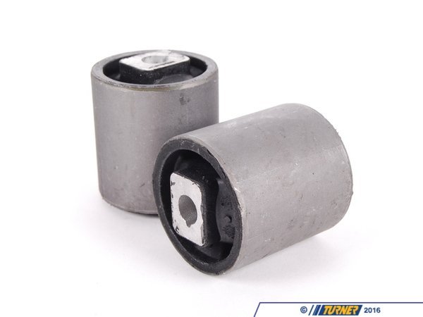 T#2265 - 31129068753MY - Meyle Heavy Duty Front Upper Control Arm Bushing Pair - E39 525i/528i/530i - Meyle HD - BMW
