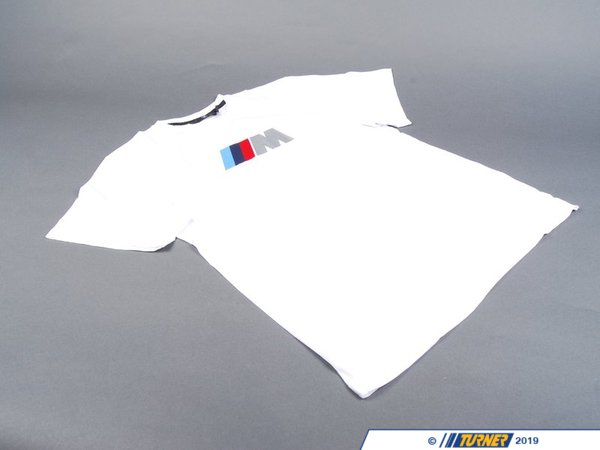 T#162584 - 80142158074 - Genuine BMW M Fan T-shirt - 80142158074 - Genuine BMW -