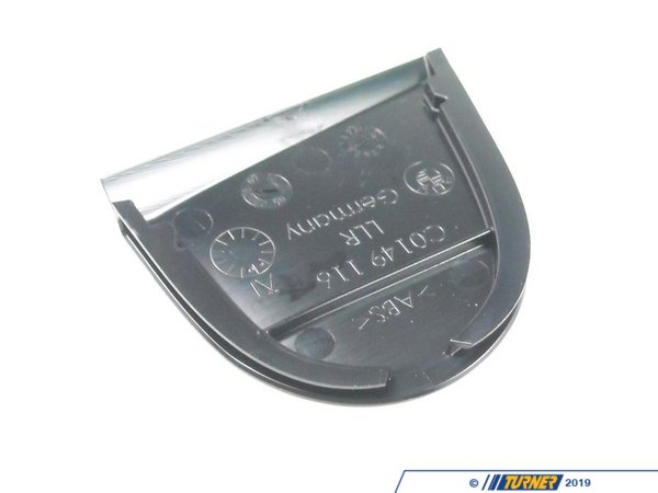 T#85012 - 51168044800 - Genuine BMW Set Of Covers Mirror Baseplate - 51168044800 - E92,E93 - Genuine BMW -