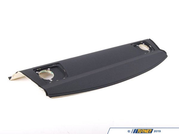 T#109437 - 51467141210 - Genuine BMW Rear Window Shelf Anthrazit - 51467141210 - E90 - Genuine BMW -
