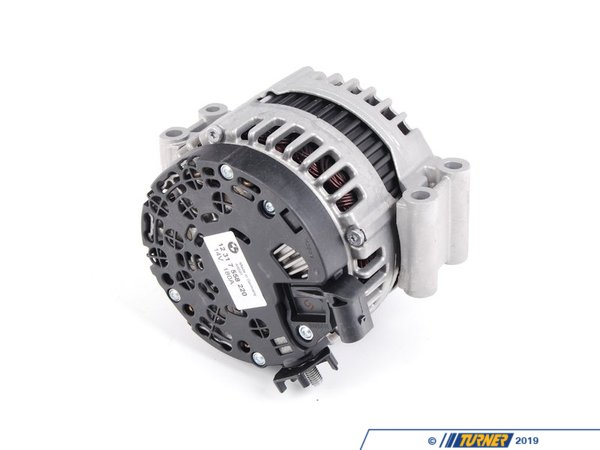 T#14824 - 12317558220 - Genuine BMW Rmfd Generator 180A - 12317558220 - E82,E90,E92,E93 - Genuine BMW -