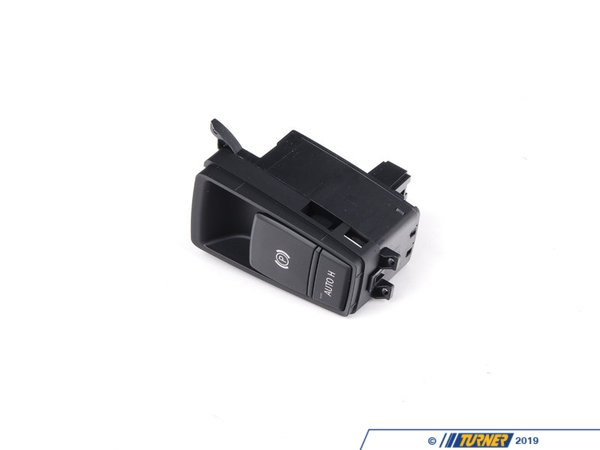Genuine BMW Parking Brake Switch (EMF) - E70 X5, E71 X6 61319148508