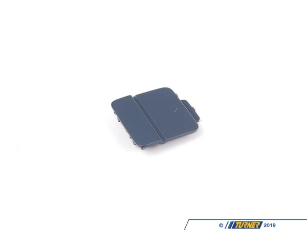 T#20980 - 51127119151 - Genuine BMW Flap, Towing Eye, Primed 51127119151 - Genuine BMW -