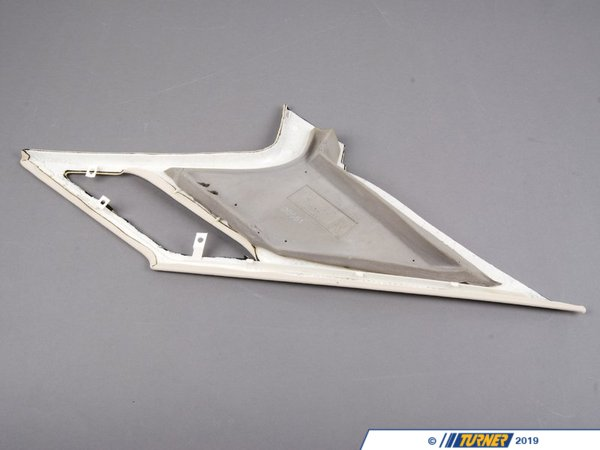 T#104971 - 51438250942 - Genuine BMW Trim Panel Column, Rear Righ - 51438250942 - Pearlbeige - Genuine BMW -