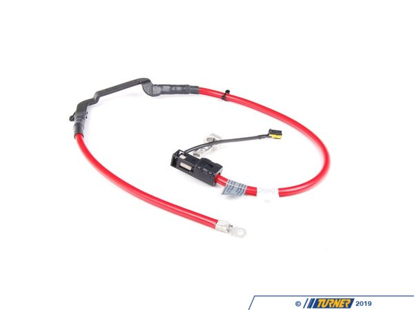 Genuine BMW Battery Cable (Plus Pole) Sbk - 61127835218,E60 M5