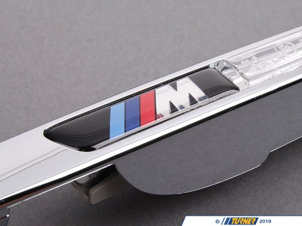 T#116087 - 51657207173 - Genuine BMW M Trim Element / Side Turn S - 51657207173 - Genuine BMW -