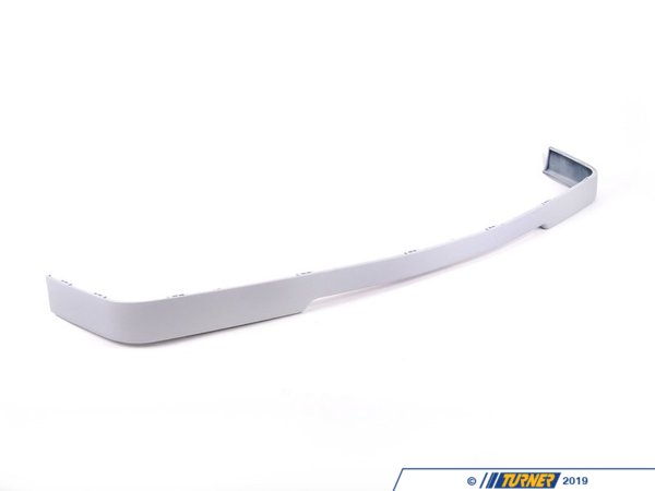 Genuine BMW Front Lip Spoiler - E30 318i/is 325e/es 325i/is 1988-1991 51711968488