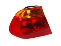 Tail Light - Left - E46 323i, 325i, 328i, 330i 1999-2001
