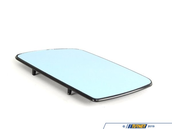 T#9110 - 51168408797 - Genuine BMW Mirror Glas Heated Plane Left - 51168408797 - E53 - Genuine BMW -
