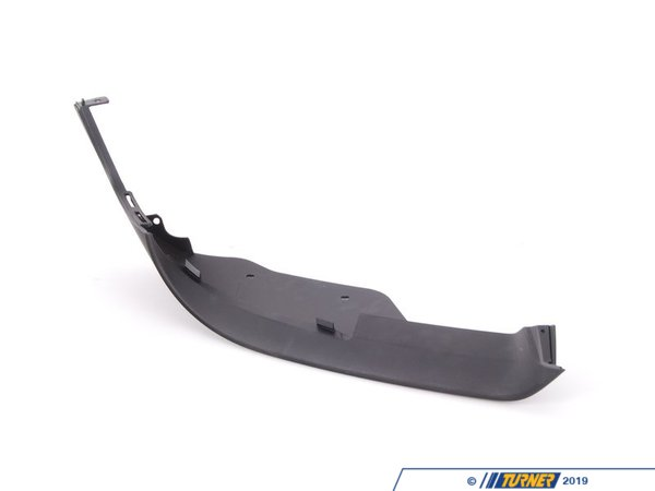 T#75687 - 51112159270 - Genuine BMW Trim, Bumper, Front, Lower R - 51112159270 - Genuine BMW -