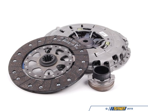 Genuine BMW Genuine BMW Remanufactured Clutch Kit - 5 Speed Transmission 21217523620