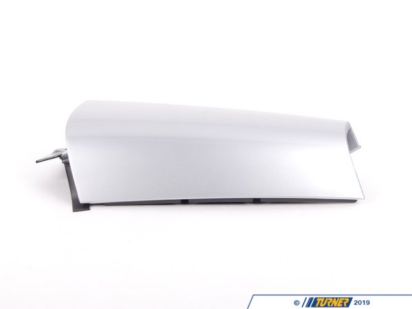 T#80164 - 51137240230 - Genuine MINI Cover Column C Right Silber - 51137240230 - Genuine MINI -
