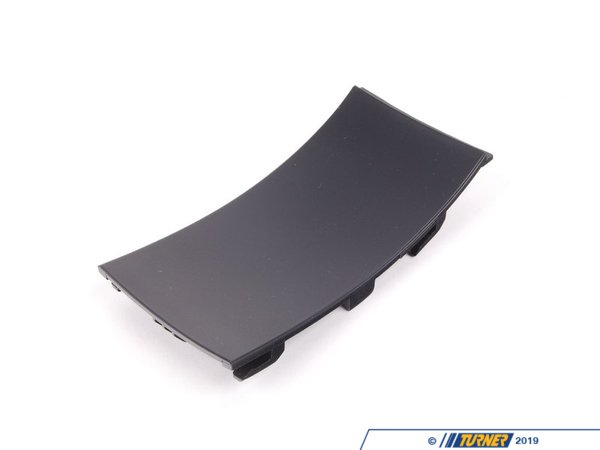 T#83874 - 51167158485 - Genuine BMW Cover Schwarz - 51167158485 - E85 - Genuine BMW -