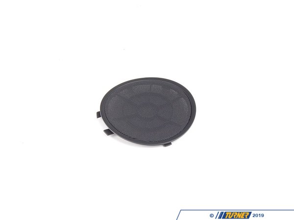 T#104982 - 51438252562 - Genuine BMW Cover Loudspeaker Right Schwarz - 51438252562 - E46,E46 M3 - Genuine BMW -