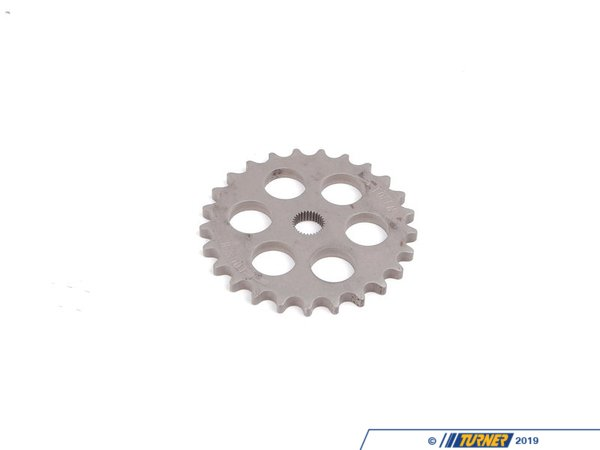 T#34919 - 11411719935 - Genuine BMW Sprocket - 11411719935 - E34,E36,E39,E36 M3 - Genuine BMW -