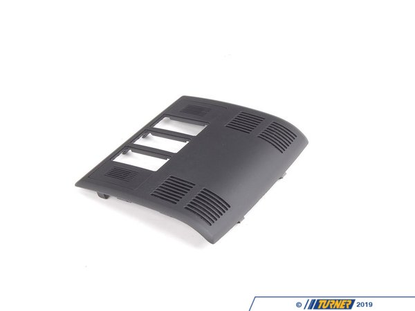 T#105860 - 51443412921 - Genuine BMW Front Headlining Cover Anthrazit - 51443412921 - E83 - Genuine BMW -