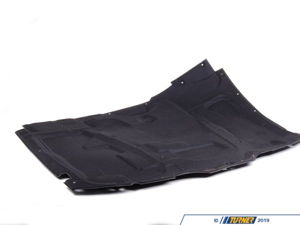 T#114846 - 51488148785 - Genuine BMW Sound Insulating Engine Hood - 51488148785 - Genuine BMW -