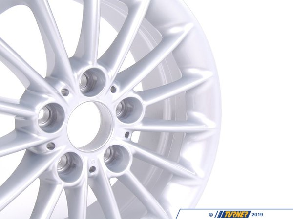 T#65357 - 36111095441 - Genuine BMW Light Alloy Rim 7Jx16 Et:20 - 36111095441 - E39 - Genuine BMW -
