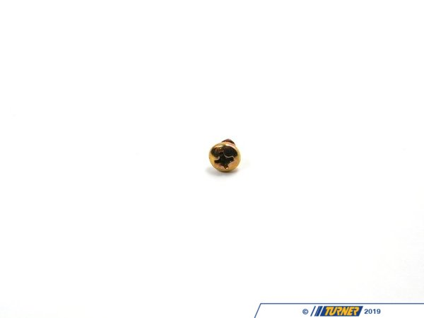 T#27983 - 07119907774 - Genuine BMW Fillister Head Self-Tapping Screw - 07119907774 - E30,E36 - Genuine BMW -