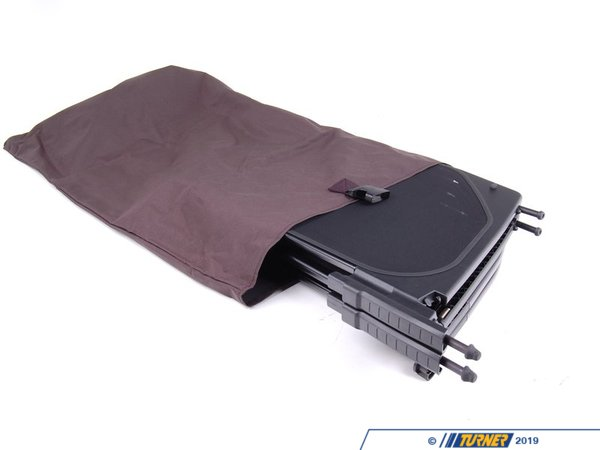 T#12390 - 54347269436 - Convertible Wind Deflector - E88 128i, 135i, 135is Convertible - Genuine BMW - BMW