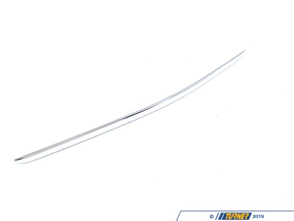 T#8753 - 51138171680 - Genuine BMW Decorative Strip Chrom - 51138171680 - E38 - Genuine BMW -