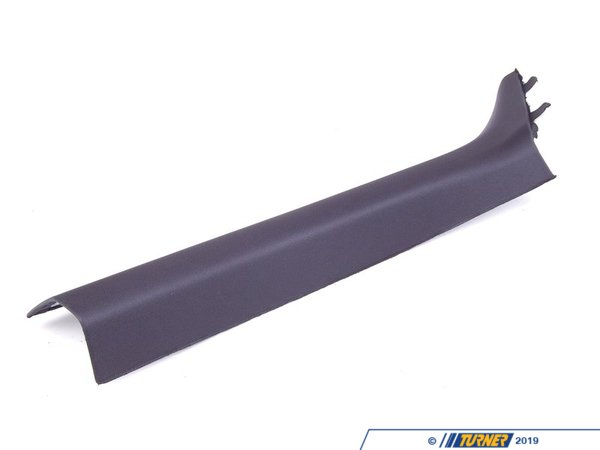 T#104259 - 51437960057 - Genuine BMW Left Column A Cover Anthrazit - 51437960057 - E92 - Genuine BMW -
