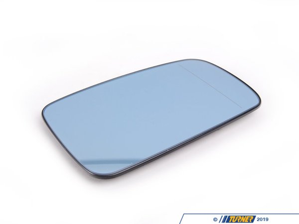 T#86286 - 51168247130 - Genuine BMW Mirror Glas, Wide-angle, Rig - 51168247130 - Genuine European BMW -