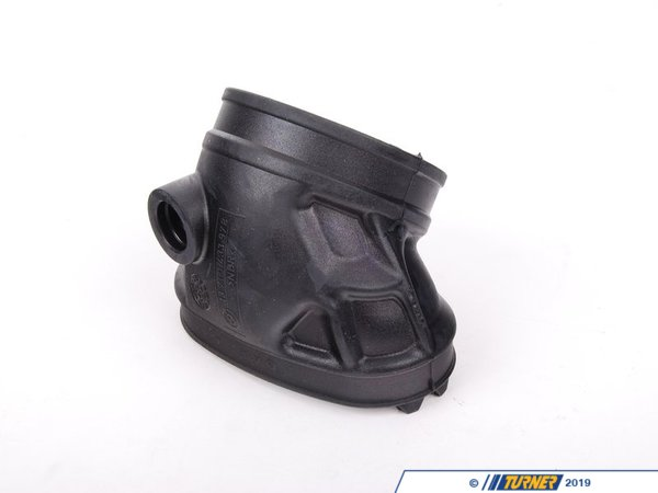 T#7286 - 13711433978 - Intake Rubber Boot - From Throttle Body To Manifold - E36 318i 96-98, Z3 1.9 - Genuine BMW - BMW