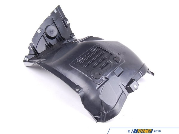 T#117938 - 51717892803 - Genuine BMW Cover, Bottom Left - 51717892803 - E90 - Genuine BMW -