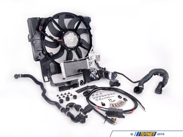 Genuine BMW M Performance BMW M Performance Cooling Kit - E8X E9X 135i 335i/xi N54 (03/2008+ w/ M Sport Bumper) 11122157665