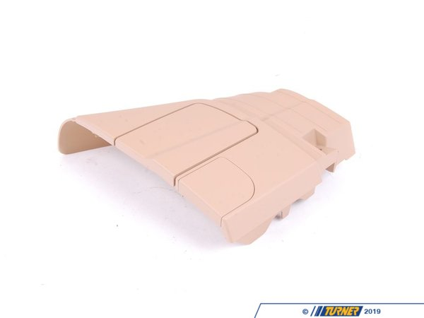 T#104903 - 51438240800 - Genuine BMW Right Rod Assy Cover Hellbeige - 51438240800 - E46 - Genuine BMW -