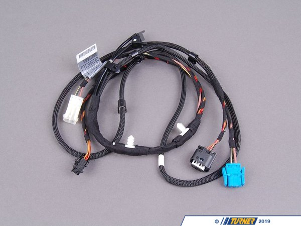 54347043906 - genuine bmw convertible top wiring harness - z4 m roadster z4  3.0si 2.5i 3.0i | turner motorsport  turner motorsport