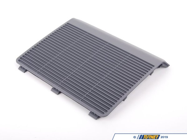 T#109580 - 51468164996 - Genuine BMW Grid Silbergrau Dkl. - 51468164996 - Genuine BMW -