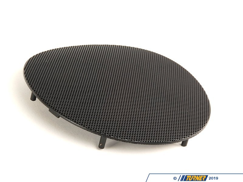 T#101271 - 51428265472 - Genuine BMW Cover F Right Loudspeaker Schwarz - 51428265472 - E53 - Genuine BMW -