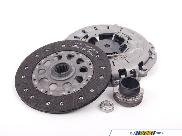T#1627 - 21217515146 - Clutch Kit - E39 M5, E52 Z8 OEM - LUK - BMW