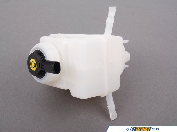 T#20884 - 34326758848 - Genuine BMW Expansion Tank With Warning 34326758848 - Genuine BMW -