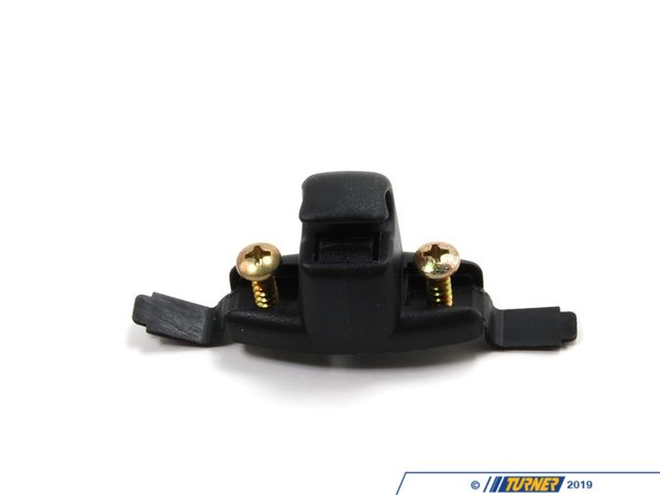 T#9081 - 51168243576 - Genuine BMW Sun Visor Bracket Schwarz - 51168243576 - E30,E36,E46 - Genuine BMW -