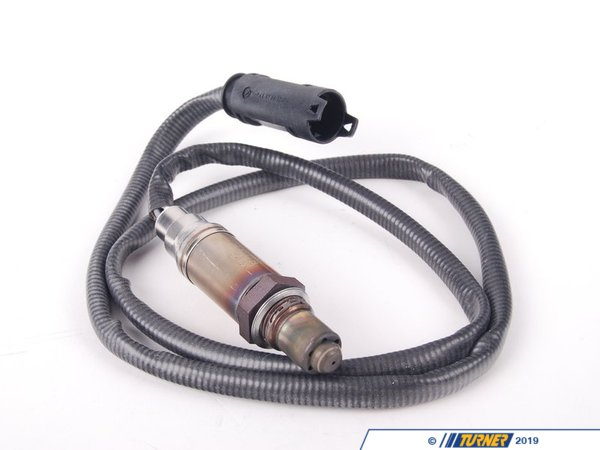 T#4410 - 11787514926 - Bosch Oxygen Sensor - Cyl. 1 -3 - after Catalytic Converter - E46, E60, E83 - Bosch - BMW