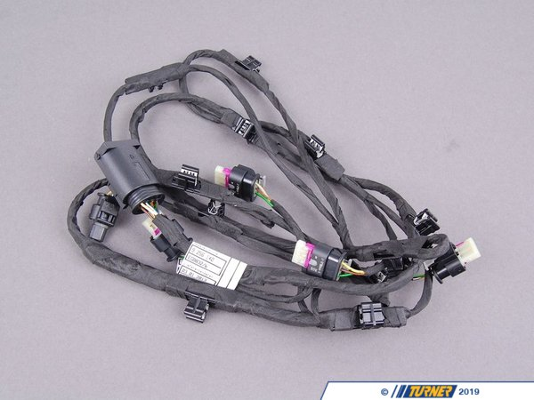 T#139442 - 61129240226 - Genuine BMW Wiring Set Pdc, Front - 61129240226 - F10 - Genuine BMW -