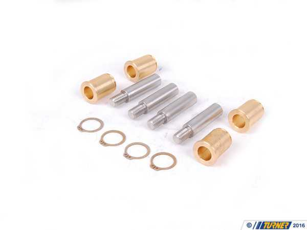 T#376209 - 34111157038 - Caliper Bushing Upgrade Kit (CBMW1) - OE Aftermarket - BMW