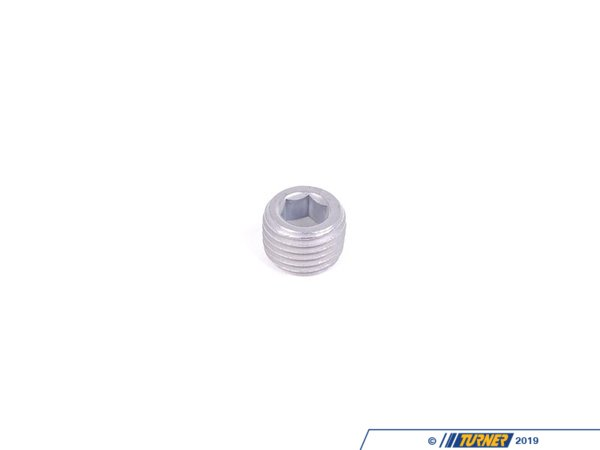 T#27783 - 07119905896 - Genuine BMW Screw Plug - 07119905896 - E30,E34,E53 - Genuine BMW -