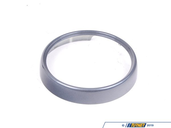 T#107370 - 51457059168 - Genuine MINI Trim Ring Anthrazit - 51457059168 - Genuine Mini -