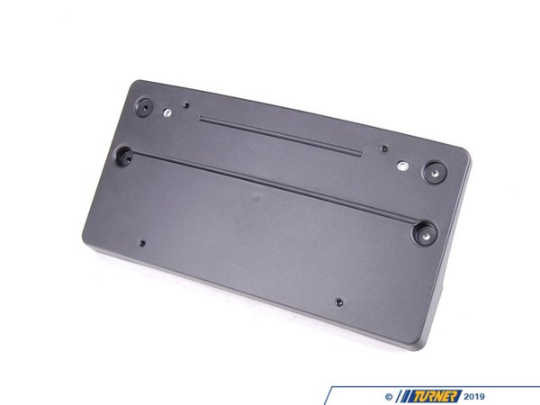 T#77211 - 51118054162 - Genuine BMW Licence Plate Base M Us/Japan - 51118054162 - F30,F31 - Genuine BMW -