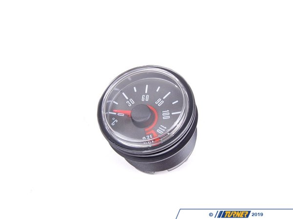 T#24432 - 62110445458 - Genuine MINI Gauge, Coolant Temperature ?C - 62110445458 - Genuine MINI -