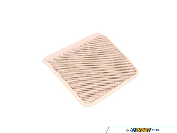 T#109626 - 51468174982 - Genuine BMW Cover Loudspeaker Right Beige - 51468174982 - E36,E36 M3 - Genuine BMW -