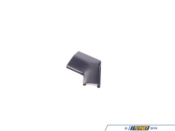 T#91779 - 51311959988 - Genuine BMW Corner Moulding, Right Schwarz - 51311959988 - Genuine BMW -