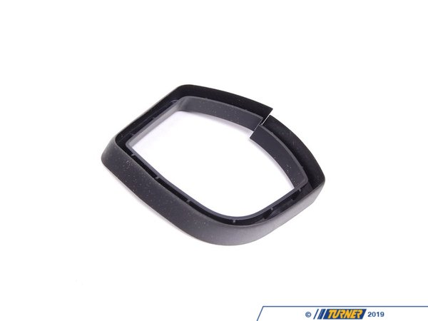 T#104246 - 51437906677 - Genuine BMW End Ring, Left Schwarz - 51437906677 - E85 - Genuine BMW -